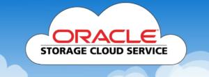 Oracle Cloud Storage